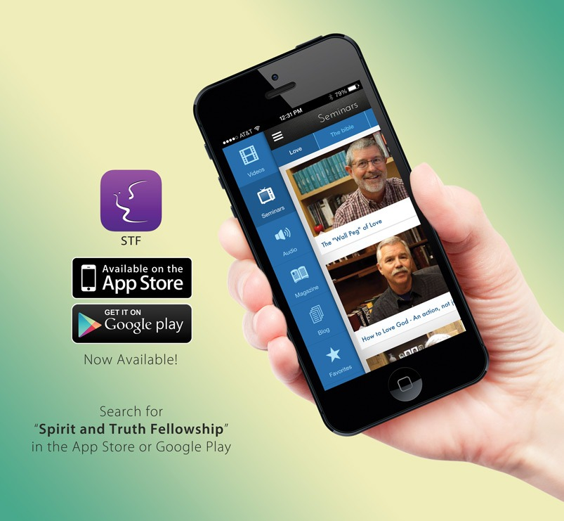 Spirit & Truth Fellowship Mobile App