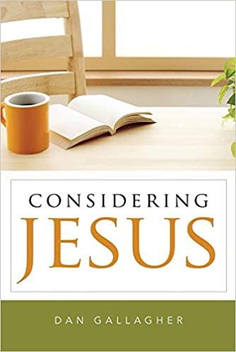 Considering Jesus book